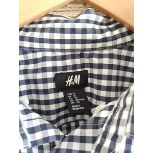 H&M Shirts - H&M Men's Casual Long Sleeve Button Down XL